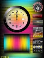 Spectrum Clock (SWF)