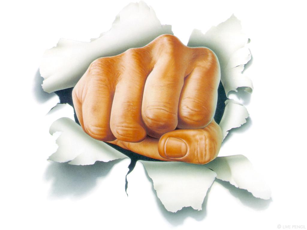 Русский кулак против английского лба