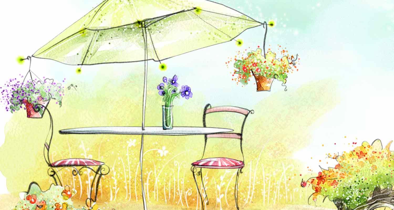 Картинки рабочего стола лето отдых