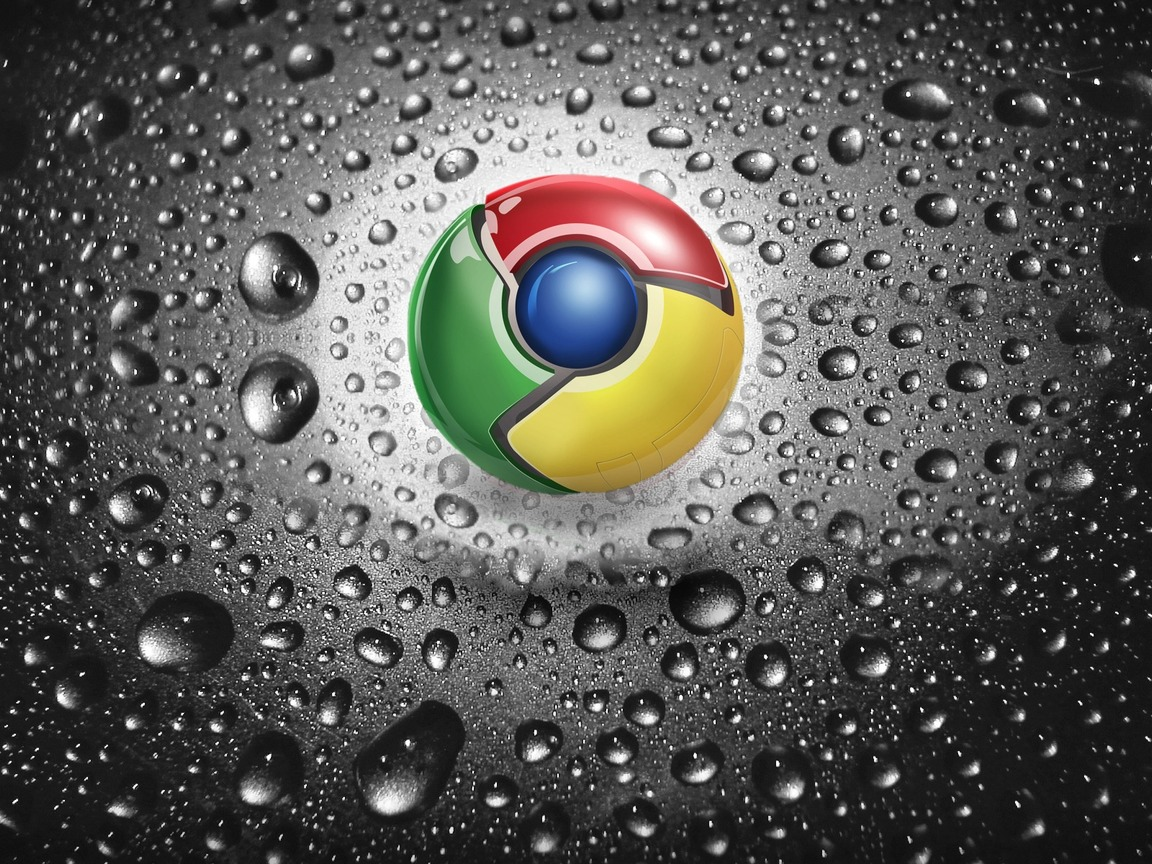 Google chrome 1152 x 864