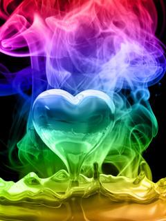 Сердце - Картинка на мобильный