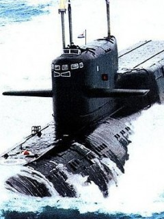 к 465 подводная лодка