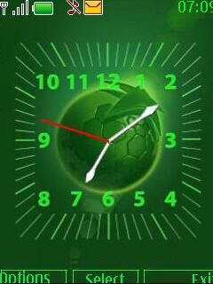 Hours The Green Worl