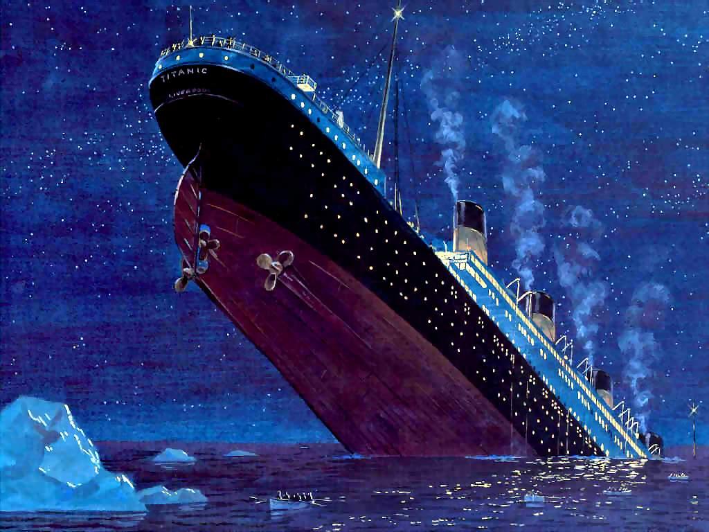 Титаник 1024 x 768