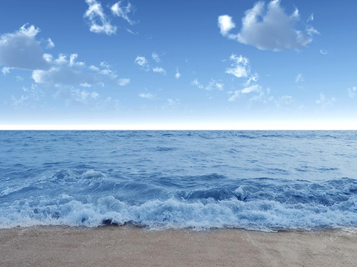 Море 1152 x 864