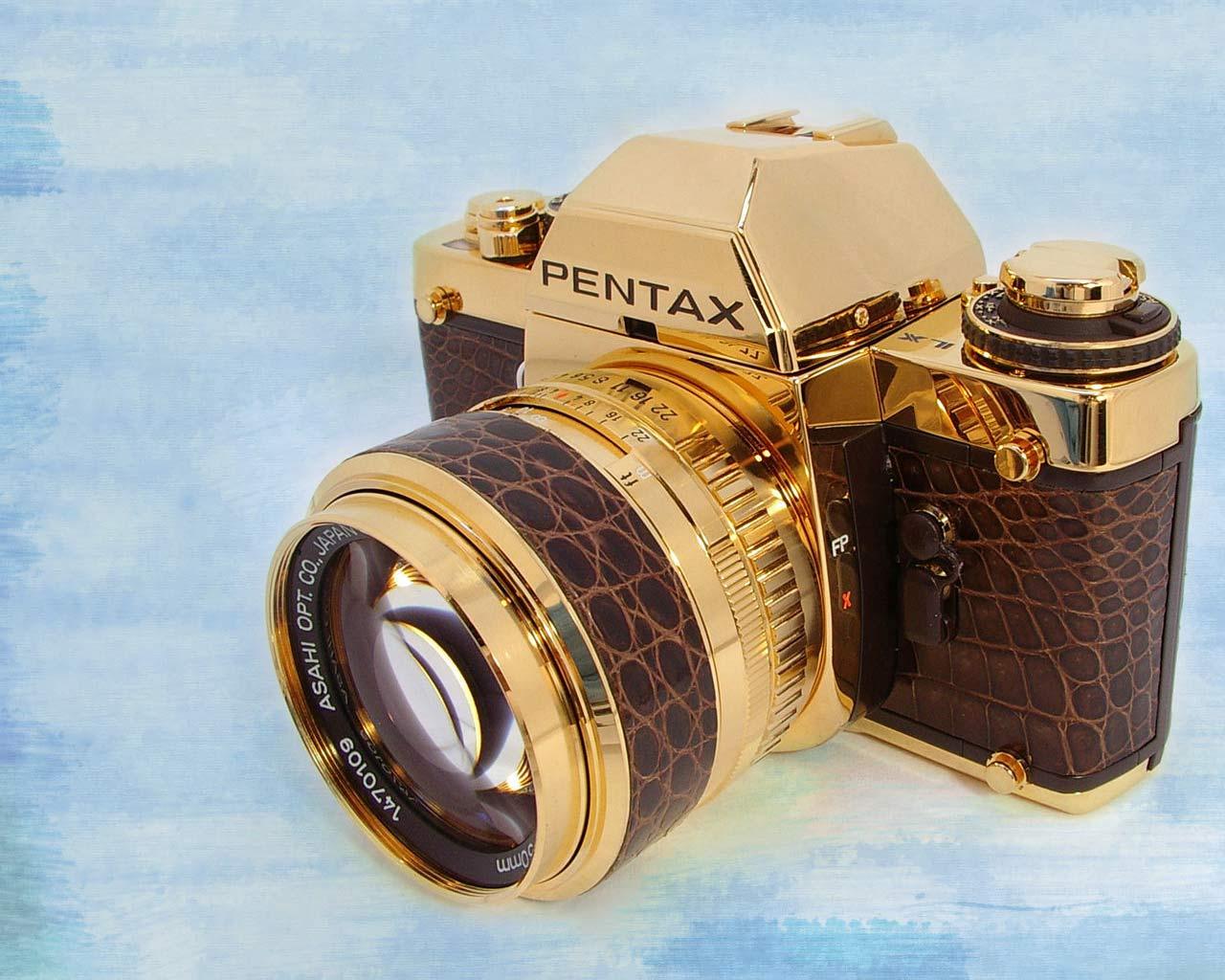 Самый дорогой фотоаппарат 2 фотография