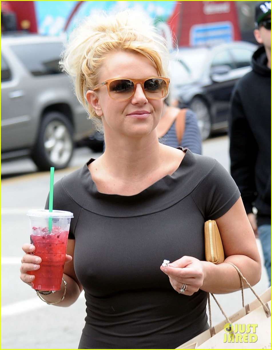 The Best Picture of Britney Spears You Will See Today of the Day.