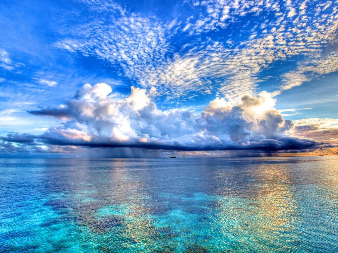 глубины океана обои на рабочий стол