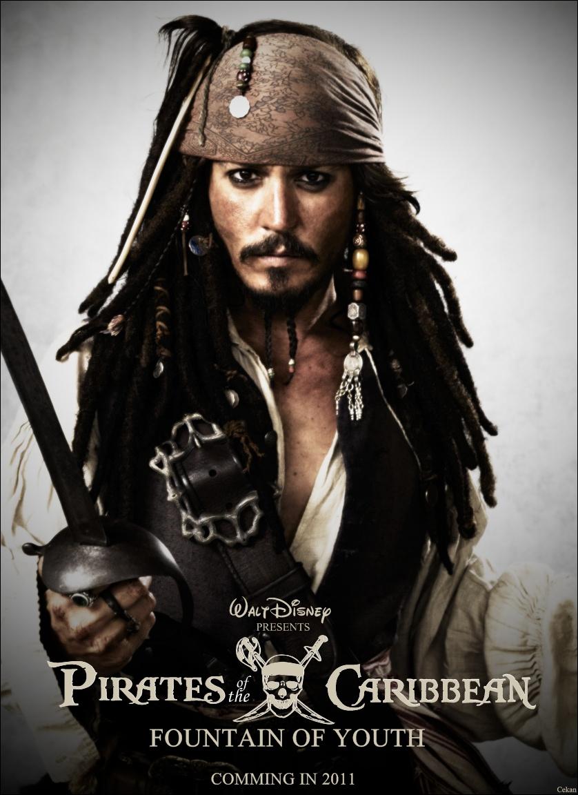Пираты карибского моря 4 838 x 1152