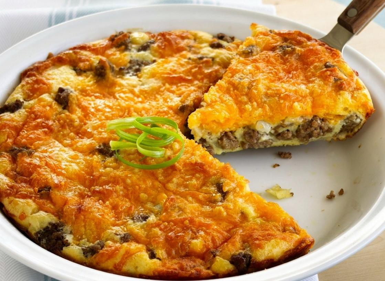 Пироги с картошкой и с мясом рецепт 119