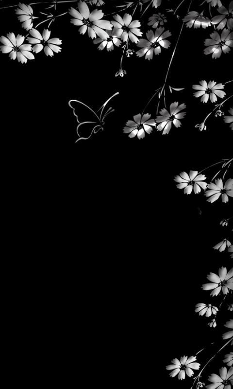 черно белые картинки на заставку для телефона № 53345 без смс