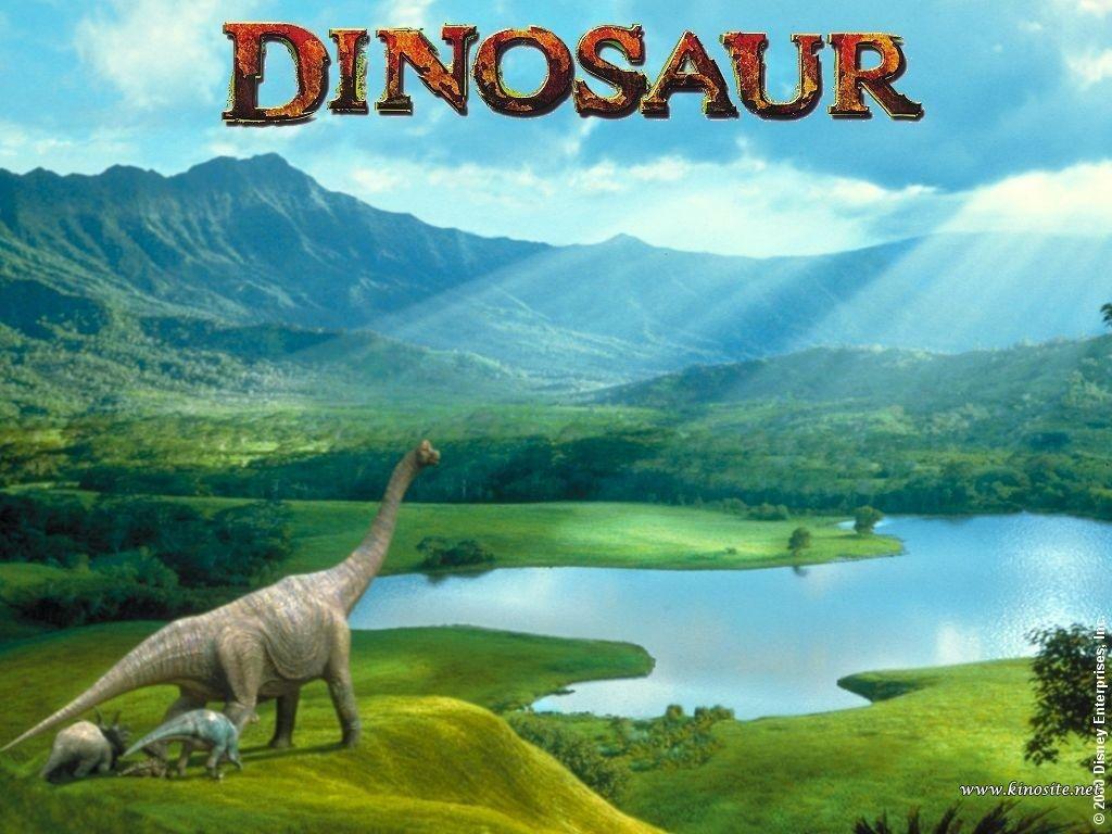 Динозавры 1024 x 768
