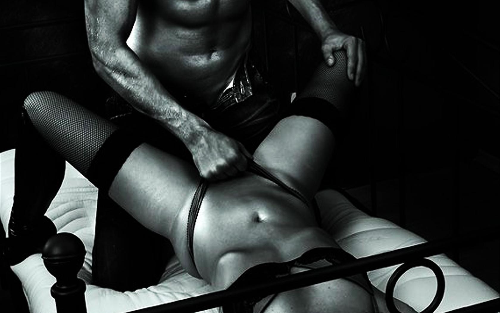 Сексуальные фото абножоных женщин и мужчин 14 фотография