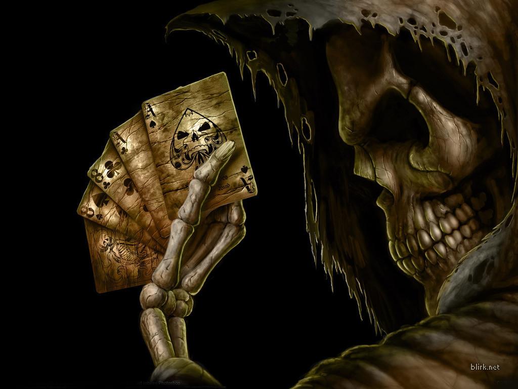 Игры со смертью обои на рабочий стол