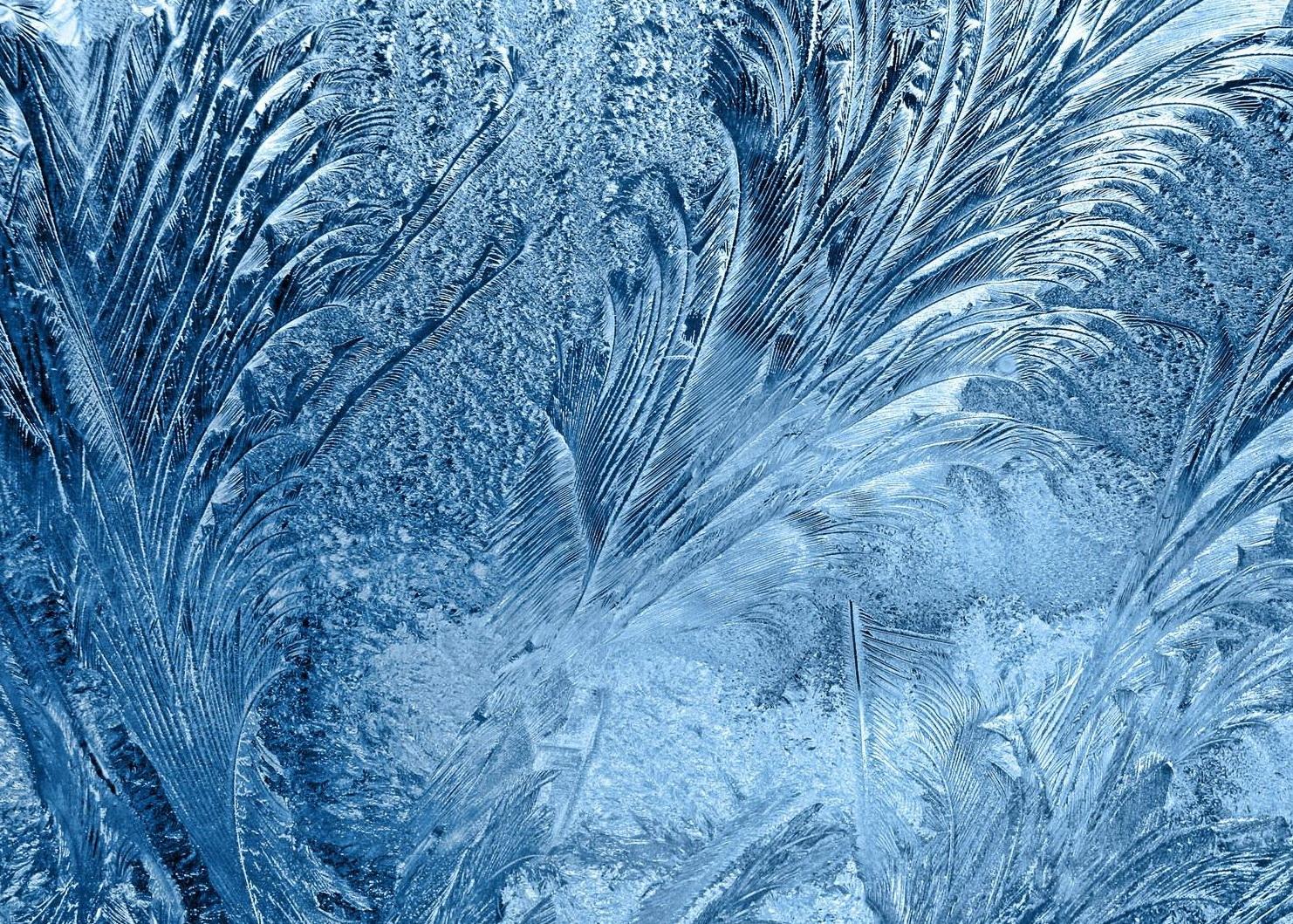 Мороз на окне 1482 x 1059
