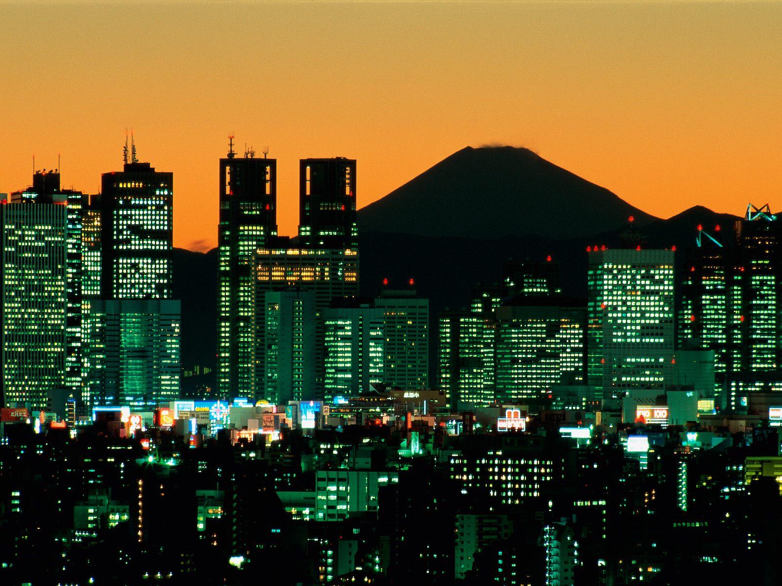 Япония 1600 x 1200