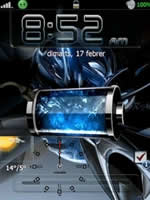 Часики + батарея (swf)