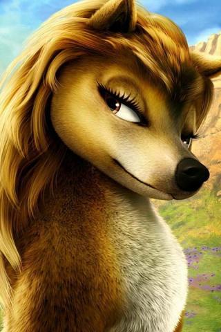 Злые волки аниме картинки 4