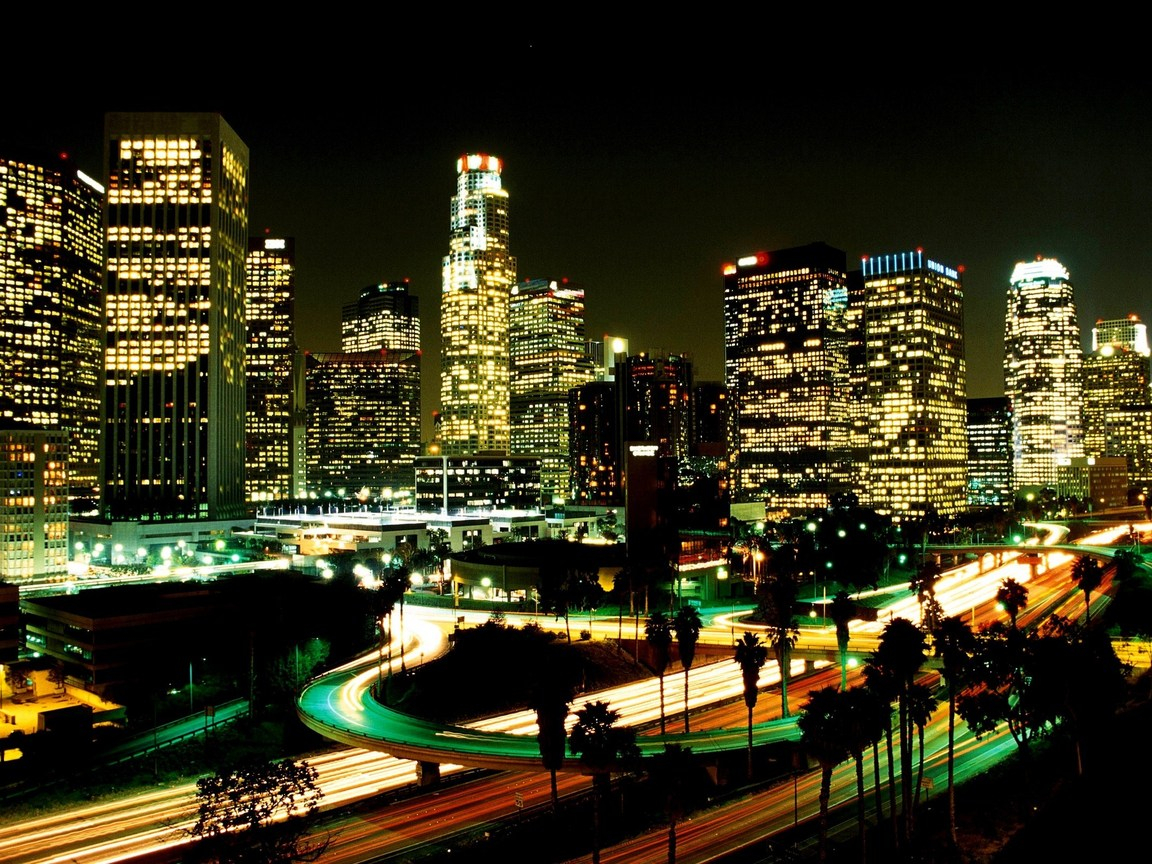 Лос анджелес 1152 x 864