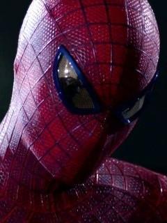 Новый человек паук 3D