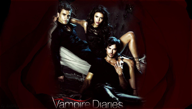 Смотреть дневники вампира 25 фотография