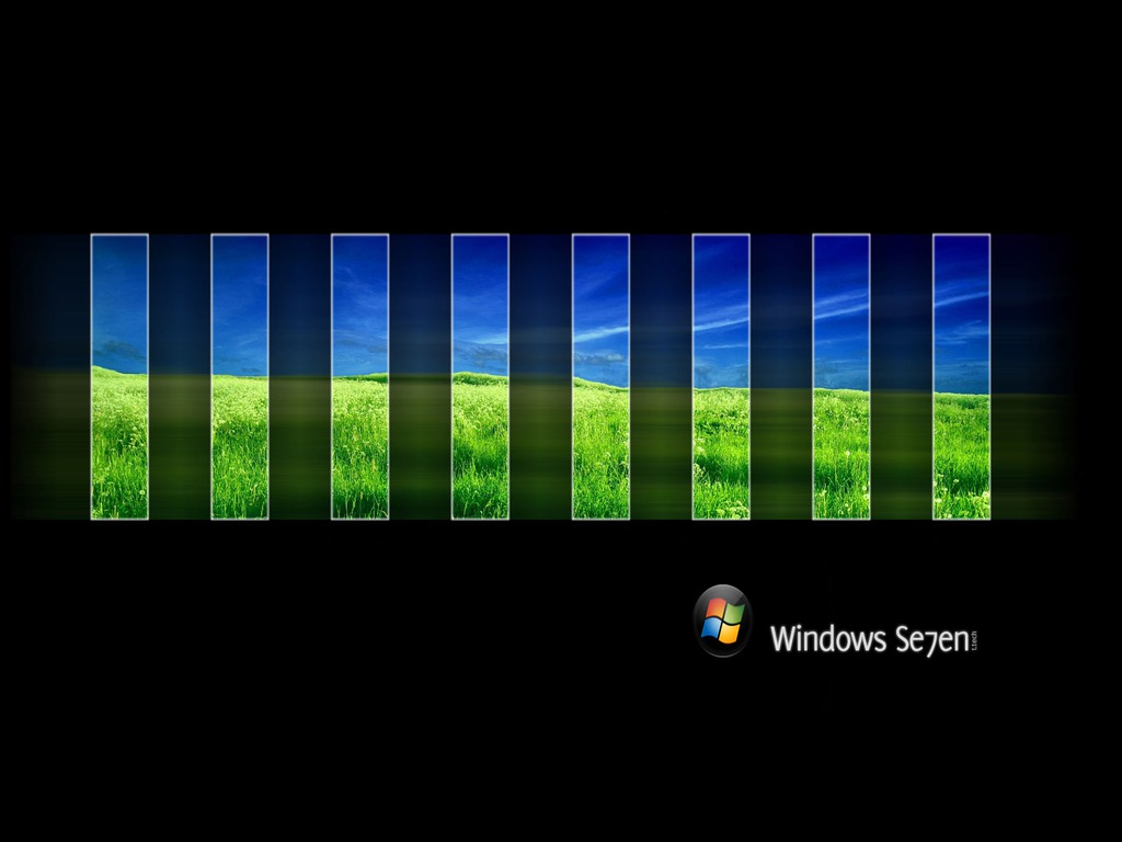 Как самому сделать обои для windows 7