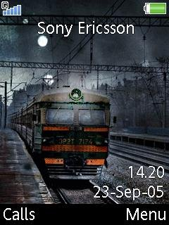 Anim Поезд
