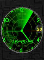 Clock Radar theme