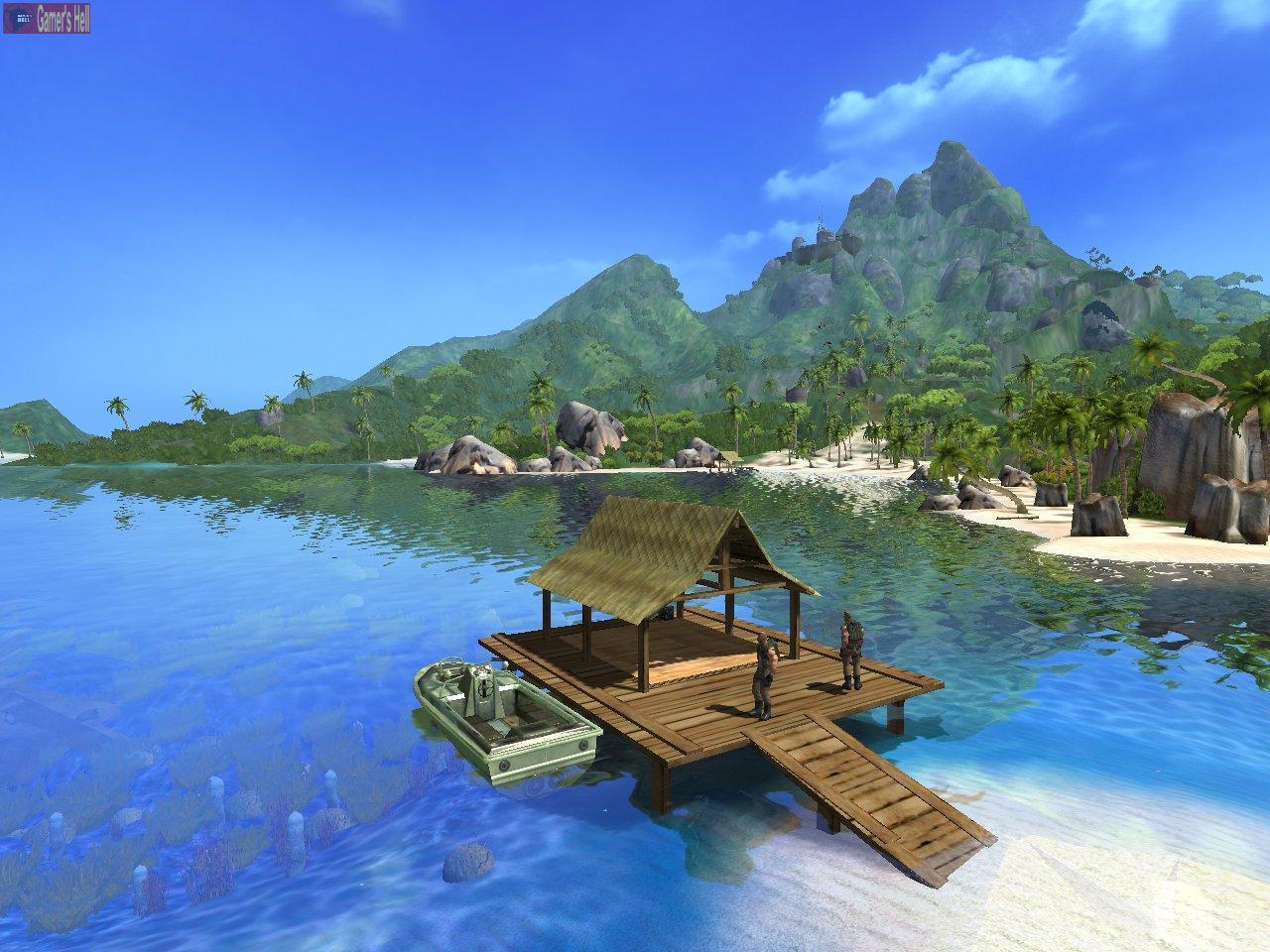 Игра-движок DooM 3 и игра-концепция Far Cry