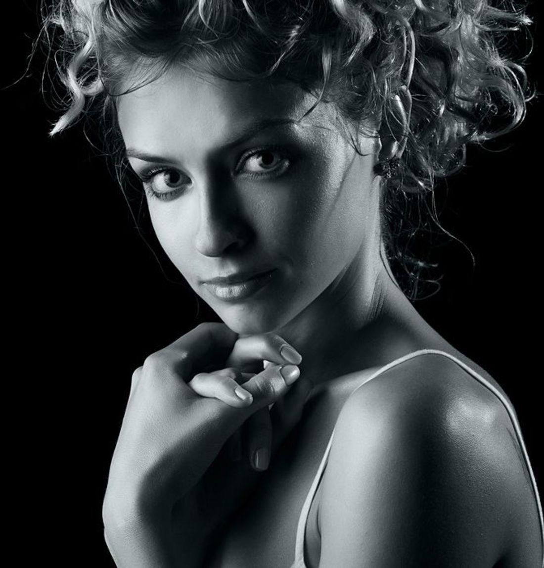 Фотопортреты красивых женщин 6 фотография