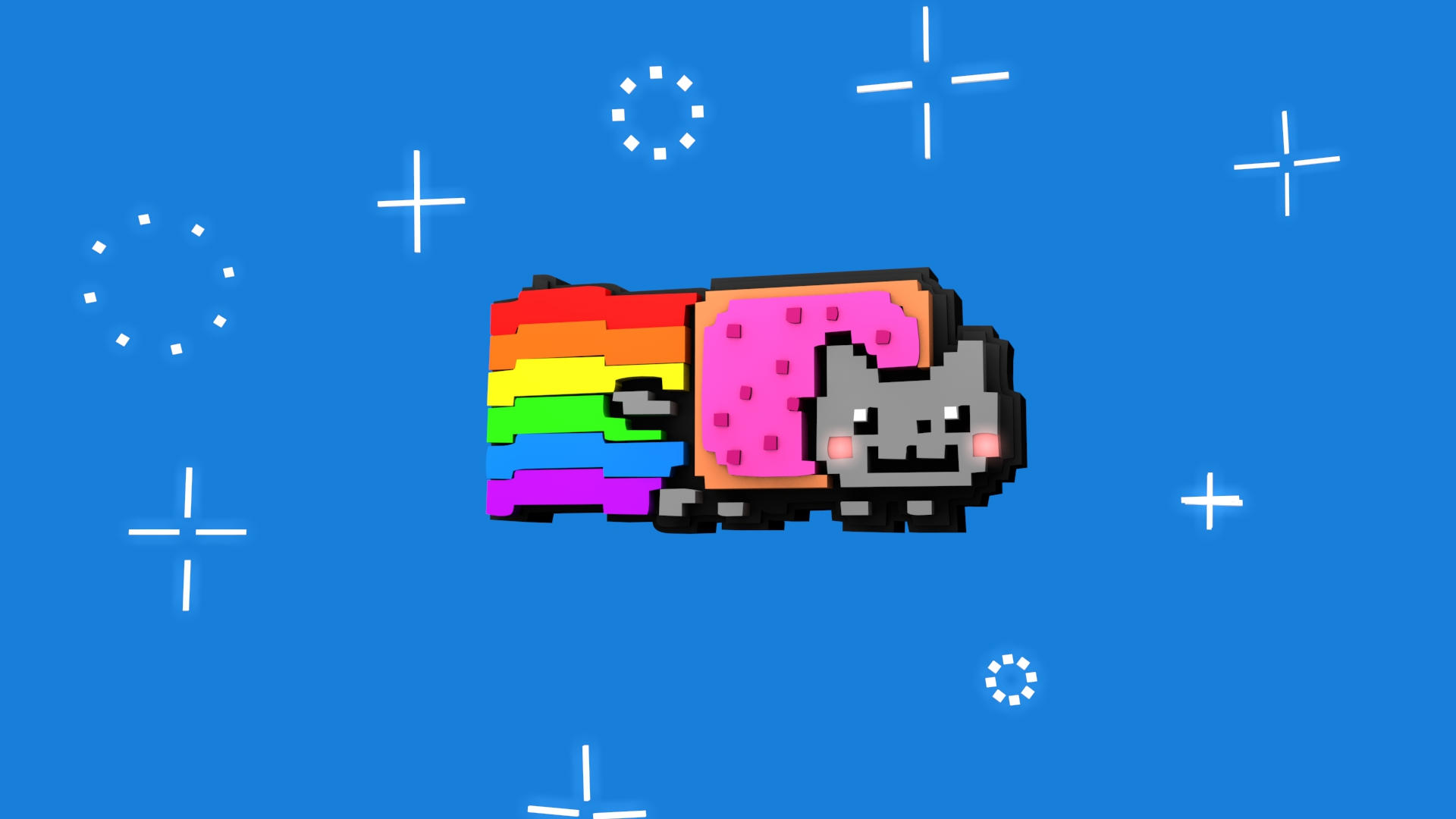 nyan cat live wallpaper for iphone