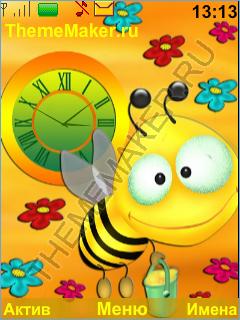 Забавная Пчелка
