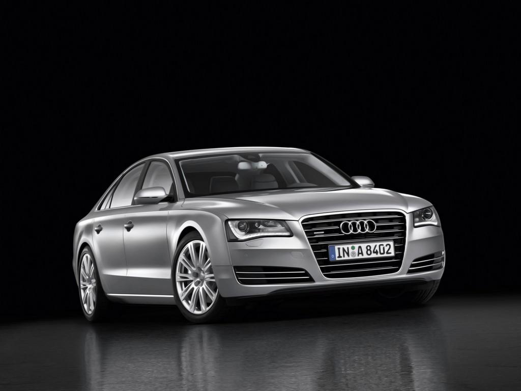 Сложности новой Audi A8.