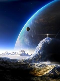Планета...