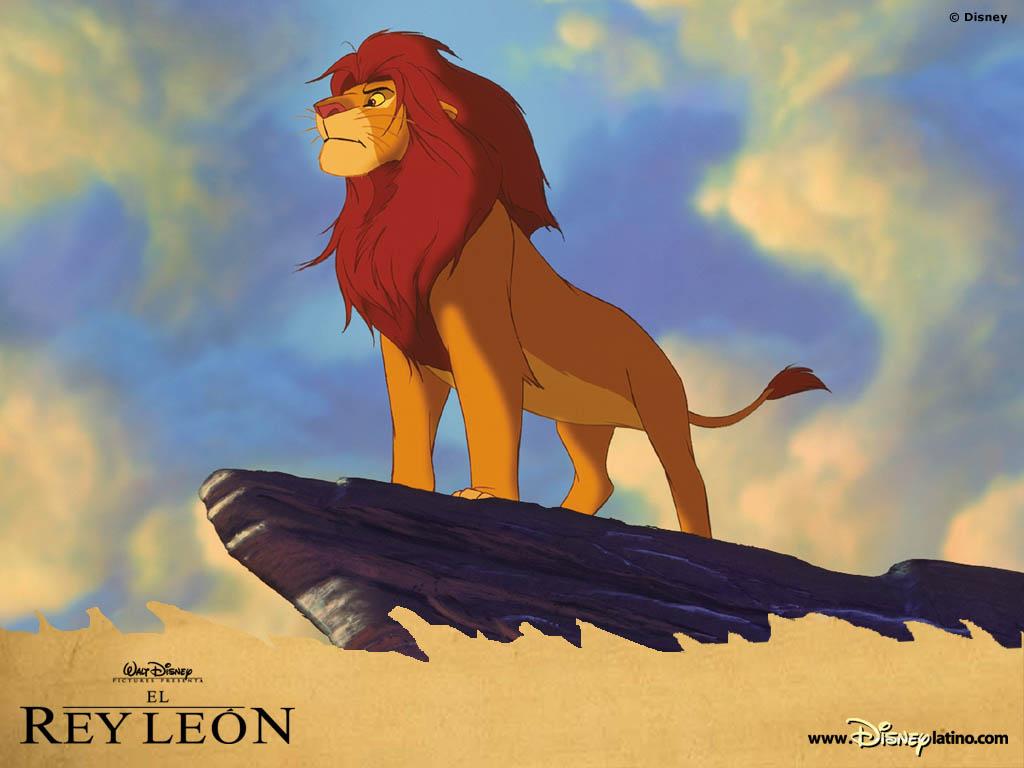 Король лев 1024 x 768