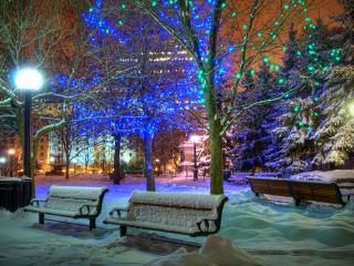 Зима обои на рабочий стол 1680x1050 №941009