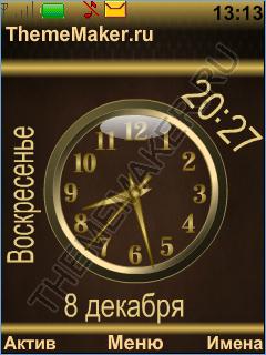 Часы дата