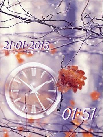 Прозрачный ноябрь