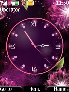 Абстракция+часы