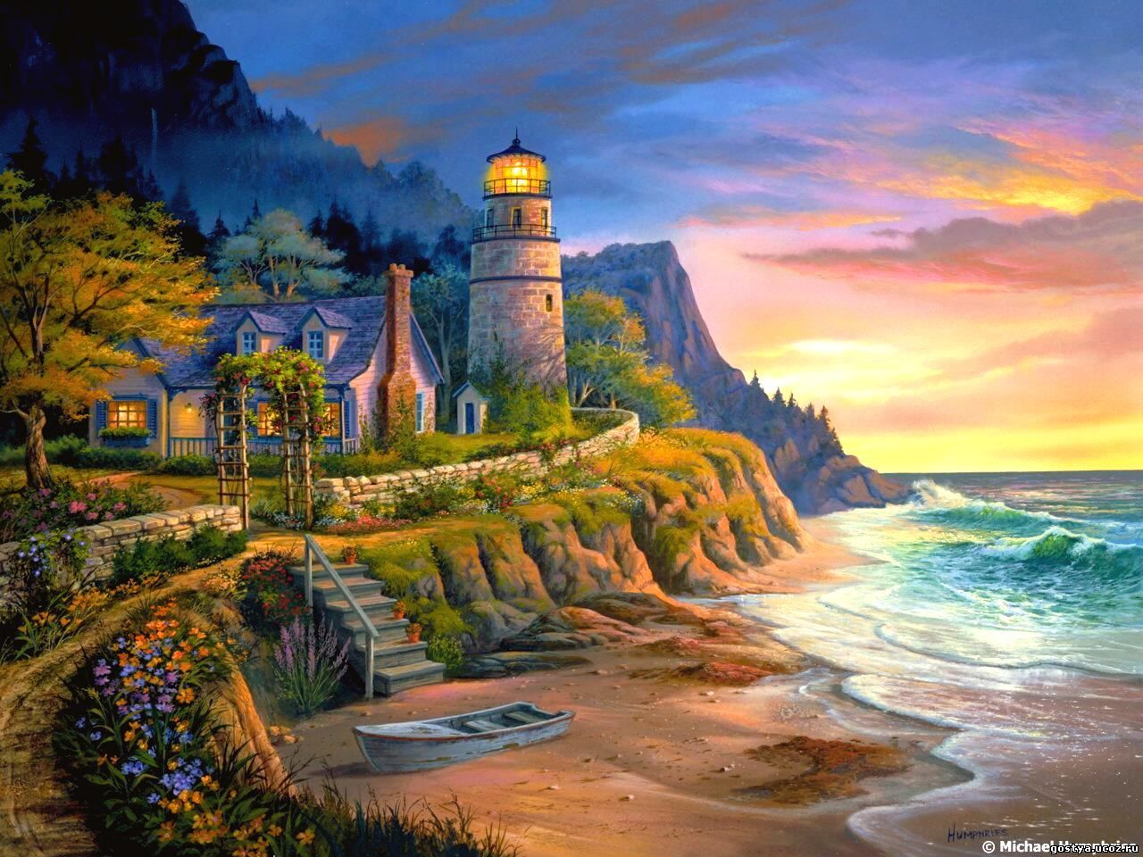 Пейзаж 1280 x 960