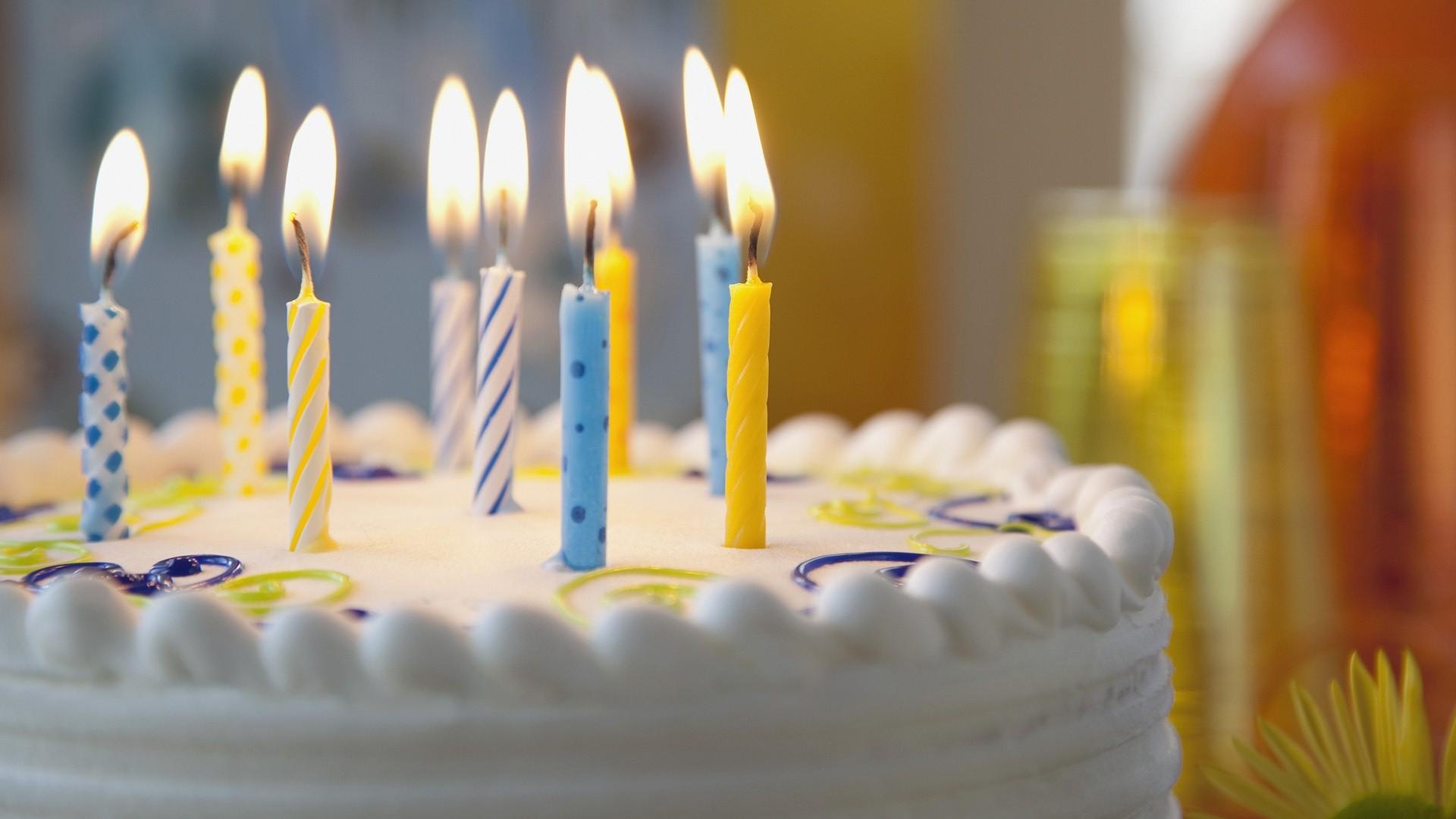 обои рабочий стол день рождения: