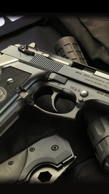 картинки на рабочий стол телефона андроид оружие № 270139 загрузить