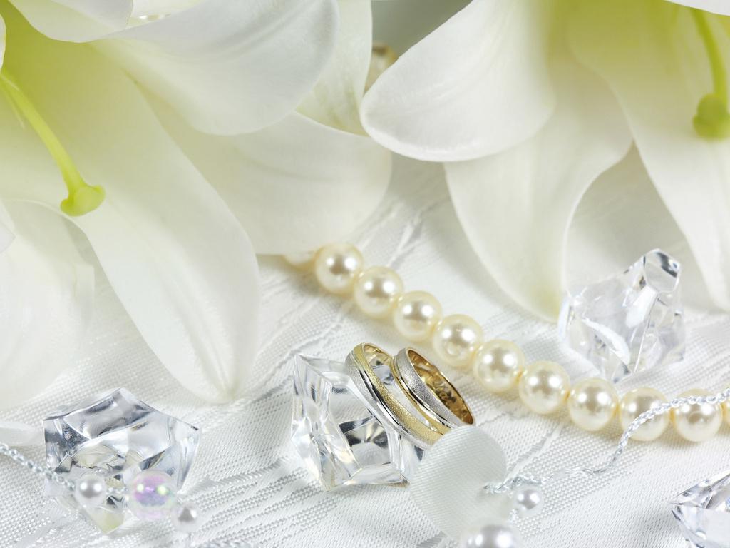 Красивые свадебные цветы картинки 7