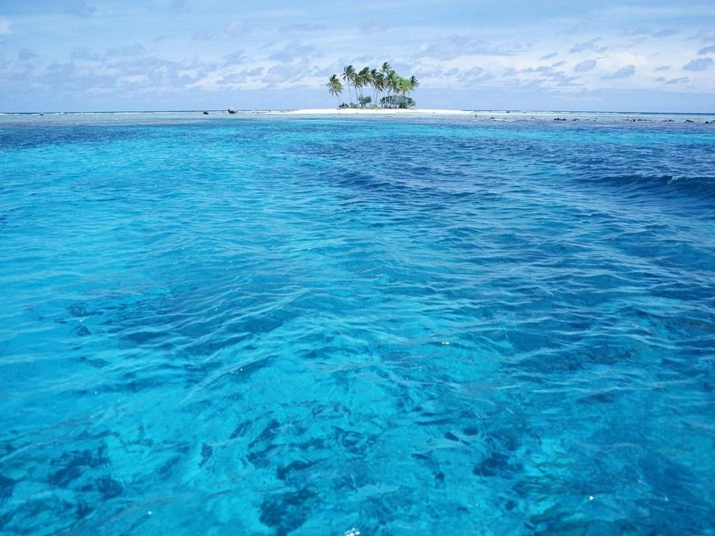 Море 1024 x 768