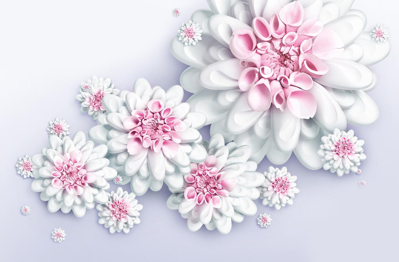 Цветы 1361 x 896