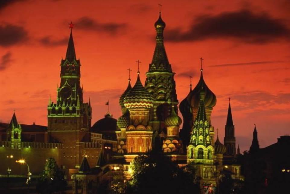 Официальные СМИ рассказывают, что недавно Кремль решил сделать