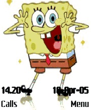 Anim Spongebob