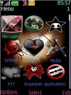 Love Menu Icon
