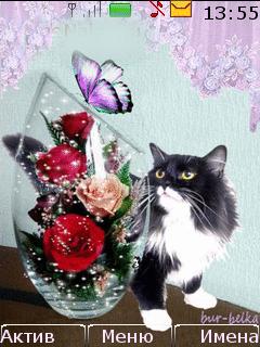 Розi в вазе