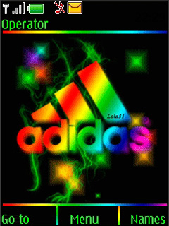 Adidas color danimation